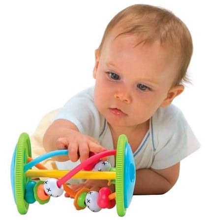 Menentukan Mainan Bayi Yang Tepat