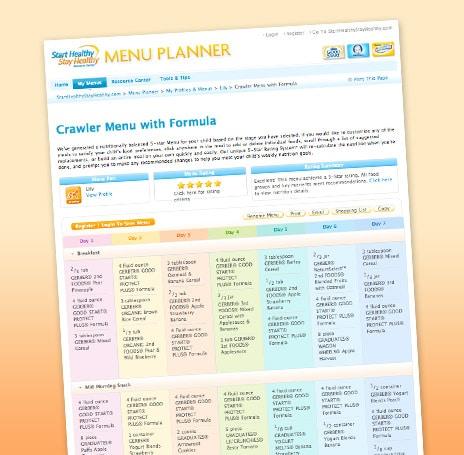 Aturan Menu Makanan Bayi Usia 6 – 12 Bulan