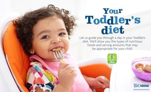 Pentingnya Menu Makanan Bayi Yang Seimbang