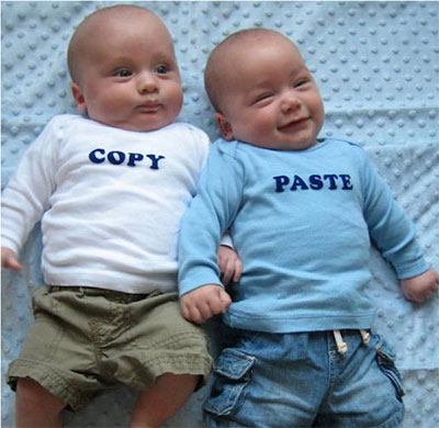 Tidak Harus Bayi Kembar