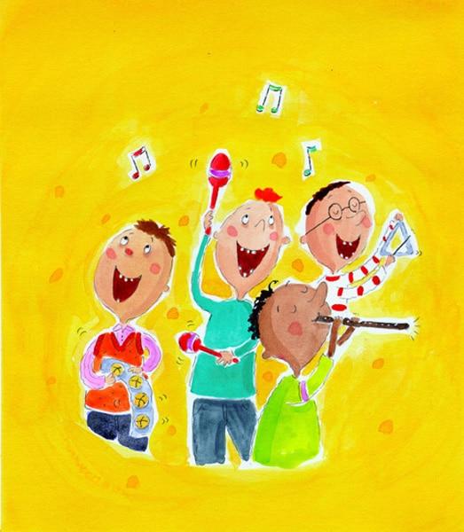 Pentingnya Lagu Anak Indonesia