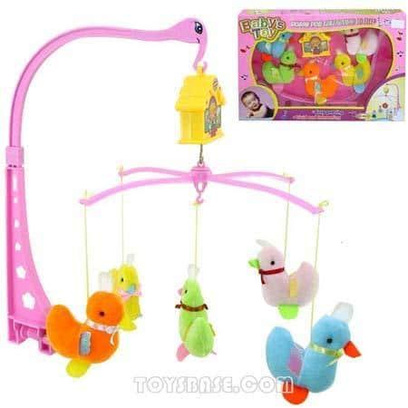 Peranan Mainan Bayi