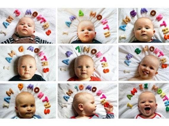 Perkembangan Bayi Yang Baru Lahir Hingga Umur 1 Tahun