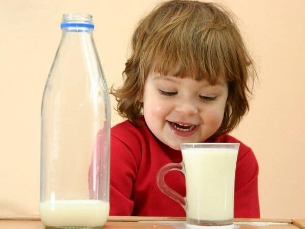 Manfaat Susu Untuk Balita