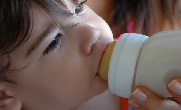 Bayi Anda Alergi Susu Sapi?