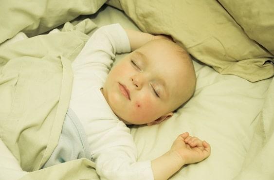 Cara Supaya Balita Bisa Tidur Siang