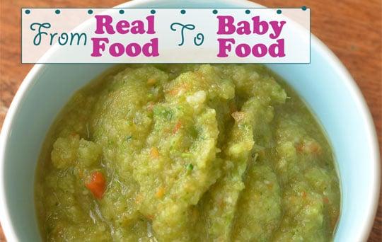 Menu Makan Bayi Sehat