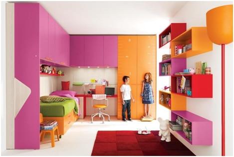 Dekorasi Kamar Anak Menambah Keunikan Rumah